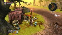 Untold Legends Dark Kingdom Gameplay (PS3) Pt. 2