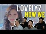 """NOW, WE"" React to LOVELYZ (PAJAMA ver. + MV Reaction) #lovelyz1stwin"