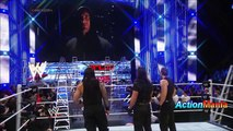 Roman Reigns First time Match in WWE Raw with CM Punk see what happened next
