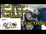 Red Velvet - Dumb Dumb 2x Dance (Weekly Idol) | Reaction!