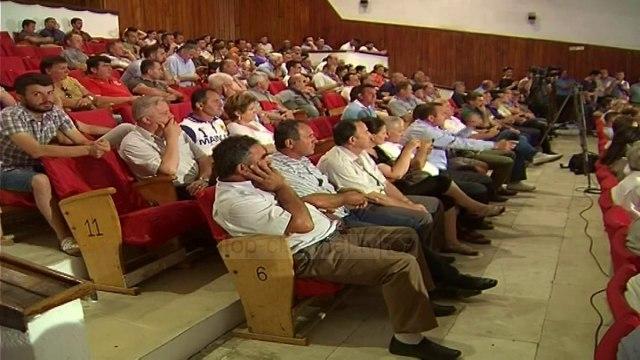 Selami në Lezhë: Të gjejmë shkaqet e krizës së PD - Top Channel Albania - News - Lajme