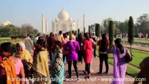 Journey Of The Taj Mahal Tours Guided Video, Agra, India
