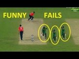 Top 10 Most Funniest fails in cricket--Worst Fails ever in Cricket History