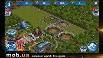 Androide por juego jurásico móvil Mundo para teléfonos móviles Jurásico Mundial juego LUD