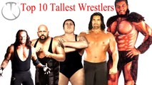 WWE Top 10 Largest And Tallest Wrestlers In WWE And WWF History Ever