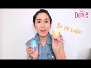 Dance Body & Hand Perfume Lotion  Season 2
