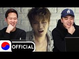 Korean Reaction - [M/V] 김재중(KIM JAE JOONG) - Love You More [Korean Bros]