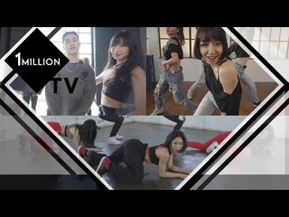 [1MTV] K.B.B final dance video making film