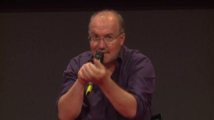 Science-fiction et réalité virtuelle - Alain Damasio