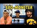 Non-Kpop Fan Reaction | EXO - Monster
