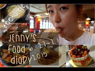 The Delicious Foods Vlog (KOREA)