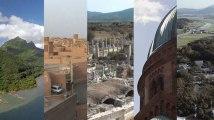 5 nouveaux sites sompteux au patrimoine mondial de l'Unesco