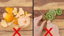 You're Prepping These 5 Fruits Wrong