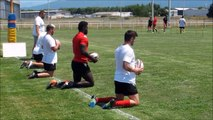 Romans-sur-Isère : les rugbymen de retour sur les terrains