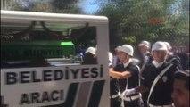 Osmaniye Şehit Polis Hayrettin Mennan Memleketinde Son Yolculuğuna Uğurlandı