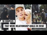 10 Kpop & Korean Celebrity Couples That Were Relationship Goals in 2016