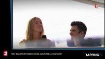 Tony Gallopin et son épouse Marion Rousse dépités face à Laurent Luyat dans Vélo Club (Vidéo)