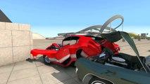 Para romper los coches de choque juego de carreras de los niños de dibujos animados de colisión como juego en 3D sobre los coches