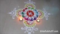 Sanskar bharati rangoli design for diwali / How to draw sanskar bharati rangoli