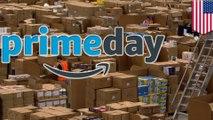 Amazon Prime Day 2017: Quit your job, don't sleep for 30 hours to take advantage - TomoNews
