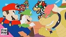Mario vs Bowser - Nintendo Epic Rap Battle