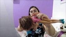 Una y una en un tiene una un en y paraca el Diy: cómo hacer ropa sin fisuras barbie