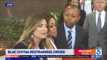 Judge Grants Blac Chyna Temporary Restraining Order Against Rob Kardashian