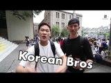 CRAZY Korean University Festival Feat. TWICE [Korean Bros]