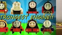 Et plus gros moteur amis la plus forte monde Thomas 150 trackmaster thomastoytrains