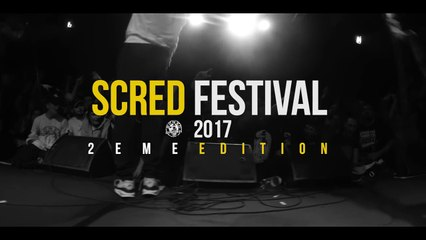 Scred Festival 2 - Trace Urban (Teaser)