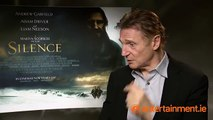 Liam Neeson on Silence, his favourite movies and his career in the movie industry