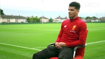 Dom Solanke: The first  LFC interview