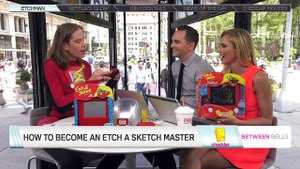Here's How To Become An Etch A Sketch Master