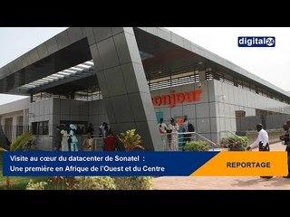 Visite au cœur du datacenter de Sonatel : une première en Afrique de l'Ouest et du Centre