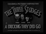 The Three Stooges S06E03 A Ducking They Did Go