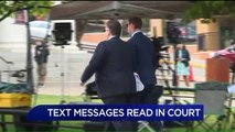 `Make Sure the Pledges Keep Quiet:` Texts Presented in Court in Penn State Hazing Death Case