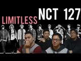 NCT 127 | LIMITLESS MV Reaction (Rough + Performance ver.)