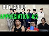 B.A.P and NCT 127 | MV REACTIONS (Boy group appreciation #2)