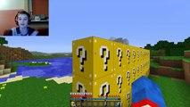 Bloc chanceux minecraft nouvelle mode blocs |