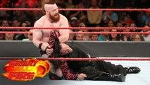 The Hardy Boyz vs Cesaro & Sheamus Full Match - WWE Great Balls of Fire, 9 July 2017 - 30 Minute Iron Man match - WWE Raw Tag Team Championship Match - WWE
