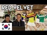 Korean Reaction - Red Velvet Ice Cream Cake M/V [Korean Bros]
