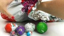 Semana Santa huevo huevos huevos huevos enorme Niños Aprender apertura tamaños sorpresa con sorpresa de chocolate gigante