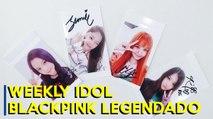 170705 Weekly Idol - BLACKPINK Legendado PT | BR