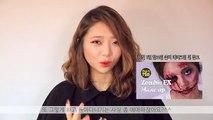 Coréen maquillage sous-titre eng vampire Halloween maquillage vampire Halloween par. Mia de michelle phan syokaet 3