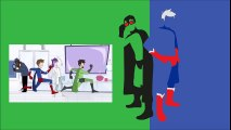 Yoshi Reacts: X-Ray And Vav S2 E5-6 - The Madness of the King + It's A Crazy Mad World