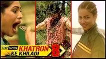 Khatron Ke Khiladi 8 - Pain In Spain PROMO OUT  Hina Khan, Karan Wahi, Nia Sharma