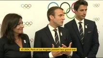 """JO 2024 : """"la France est prête aux Jeux olympiques, ils sont importants pour le pays"""" dit Macron"""