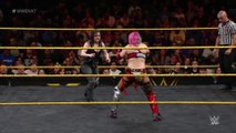 NXT 399 - Cross vs Asuka (Last Woman Standing Match)