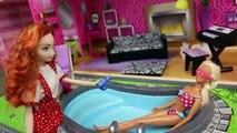 Tous les tous les et poupée maison de poupées gelé maison déplacer homme araignée à Il difficulté Barbie elsa anna kidkraft