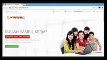 Video Testimoni dari Freelancer Indonesia Maya Soraya untuk Projects.co.id